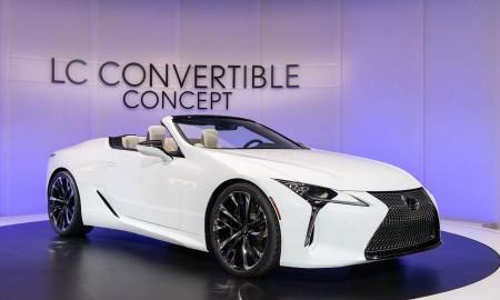 Będzie Lexus LC cabrio?