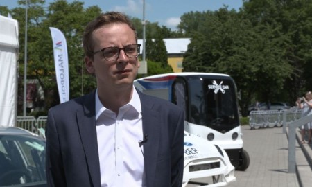 Wkrótce na drogi wyjadą pierwsze polskie elektryczne auta dostawcze