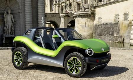 VW ID. Buggy wyróżniony podczas Concours d'Elegance