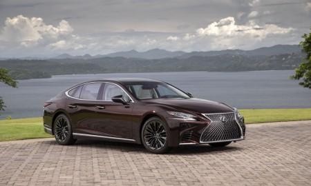 Lexus LS w limitowanej wersji