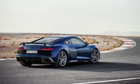 Audi R8 elektryczne?