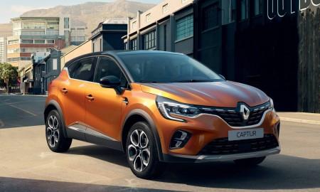 Renault Captur – Więcej atutów