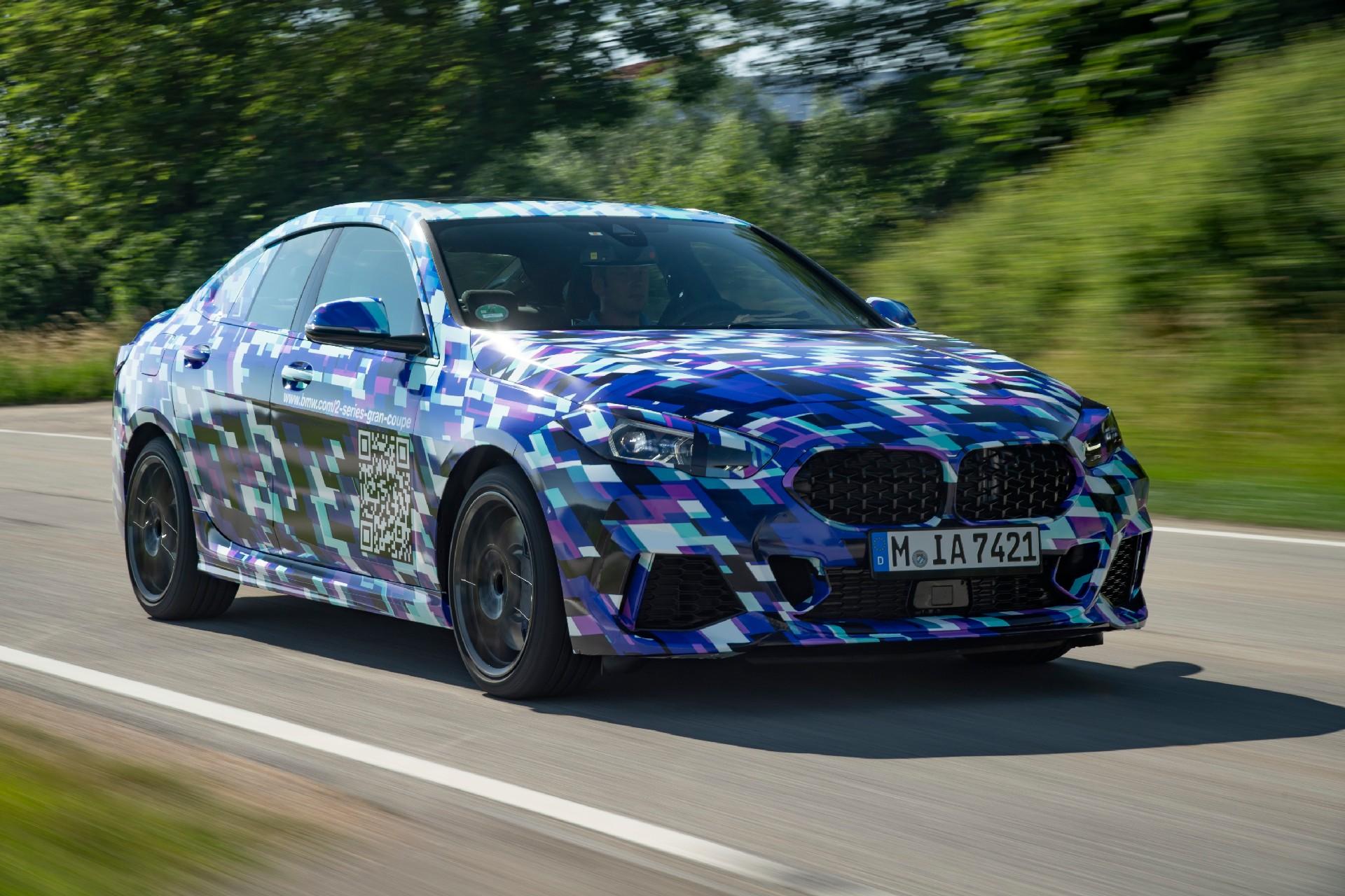BMW 2 Gran Coupé – Finalne testy