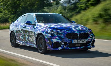 BMW 2 Gran Coupé – Finalne testy