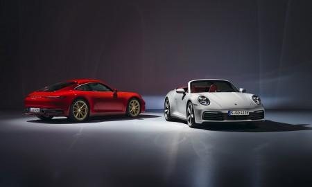 Porsche 911 Carrera Coupé i 911 Carrera Cabriolet