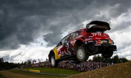 Citroën w drodze na podium