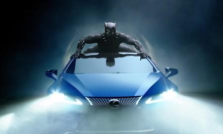 Filmowe gwiazdy Lexusa