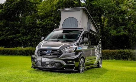 Ford Transit Custom - Kamper inny niż wszystkie