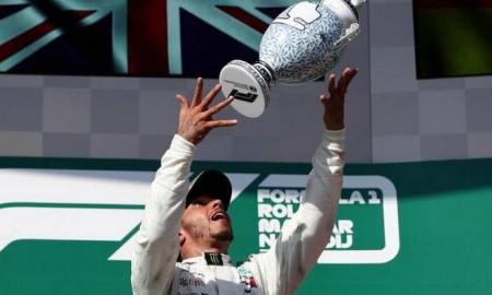Lewis Hamilton po raz siódmy