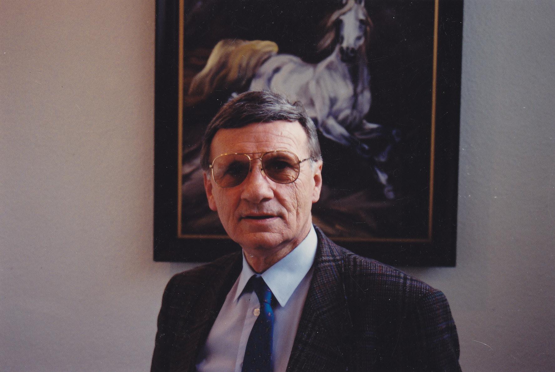 Wiesław Mrówczyński – pierwsza rocznica