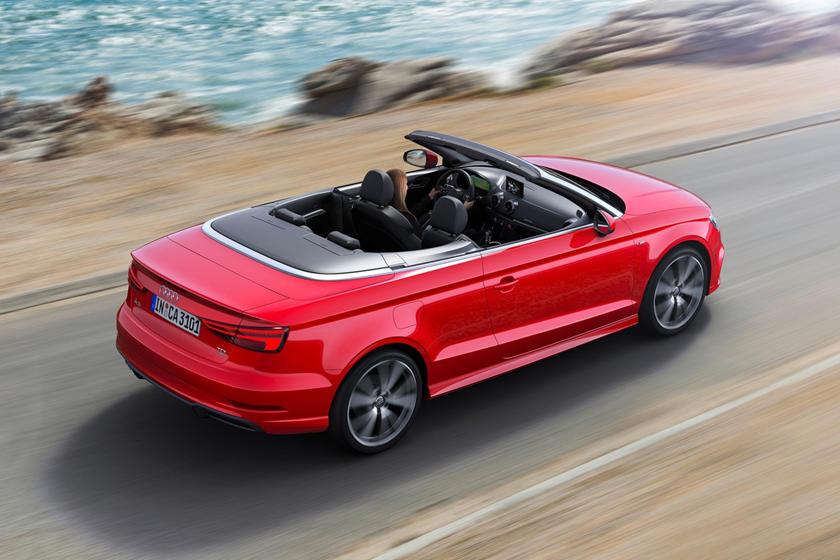 Audi zrezygnuje z A3 Cabriolet?