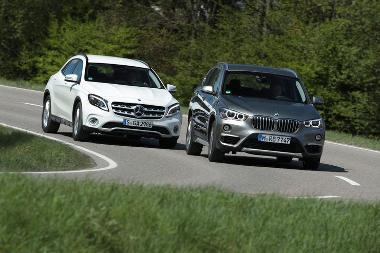Kompaktowe crossovery - Wyżej i bardziej luksusowo