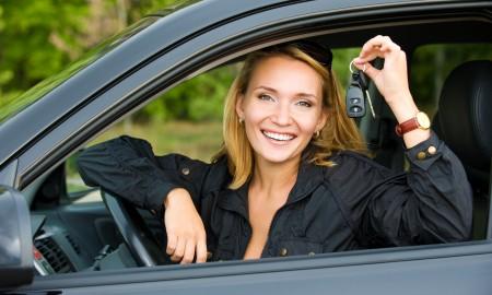 Kobiety na zakupach… używanego auta