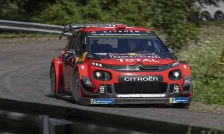 Rajd Niemiec - Zespół Citroëna przed wyzwaniem