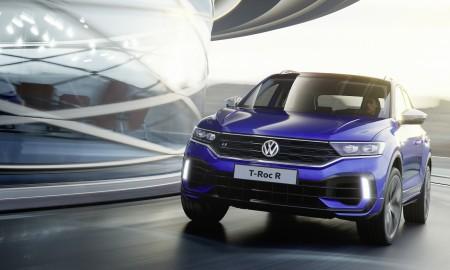 VW T-Roc R – Najmocniejsza wersja już w Polsce