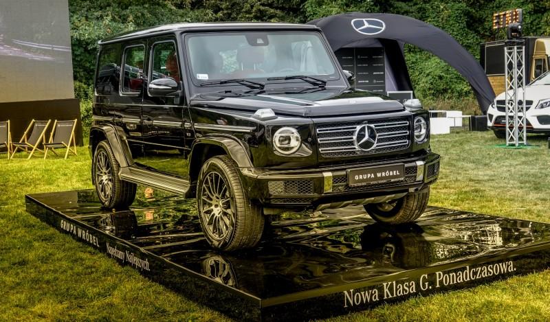 Mercedes z rekordową sprzedażą słynnego modelu