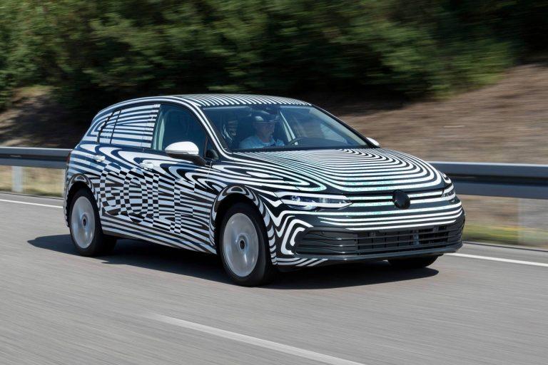 VW Golf VIII – Cyfrowy Golf