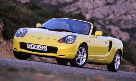 Toyota MR2 – Wspólny projekt z Porsche?