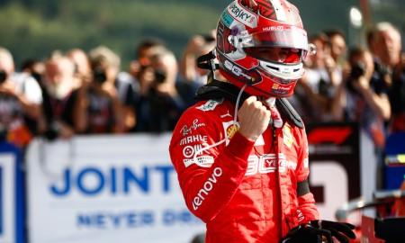 F1 Grand Prix Belgii – Debiutant zwycięzcą