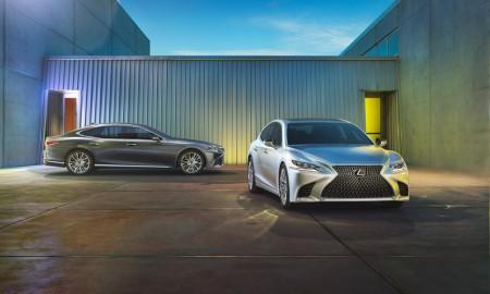 Lexus wyprzedza BMW i Mercedesa w USA