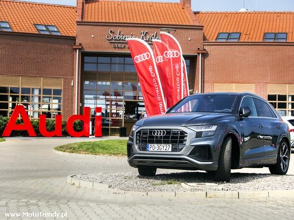 Audi i golf