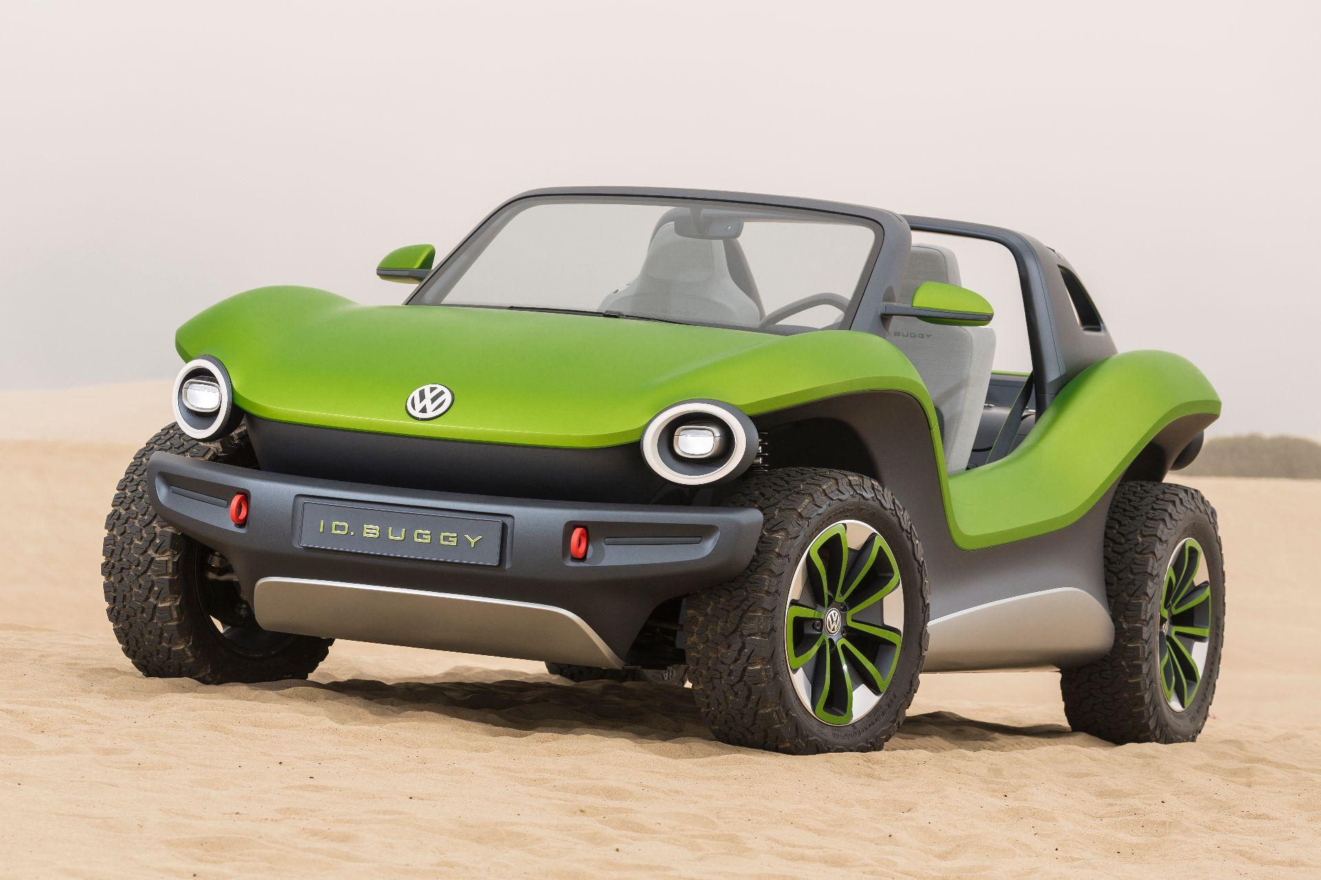 Volkswagen ID. Buggy – Elektrykiem na plażę