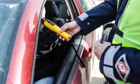 Pijany kierowca opla dwukrotnie zatrzymany w ciągu jednego dnia