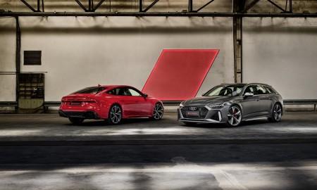 Audi RS6 i RS7 w mocniejszych wersjach?