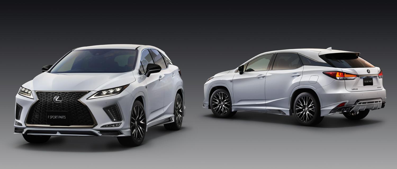 Lexus RX od TRD