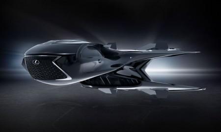 Luksusowy samolot od… Lexusa?