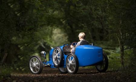 Bugatti dla najmłodszych