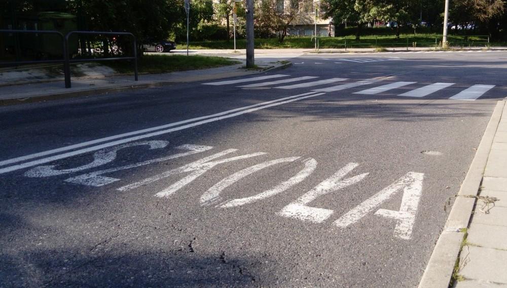 Rodzice chcieliby ograniczenia do 30 km/h w okolicach szkół