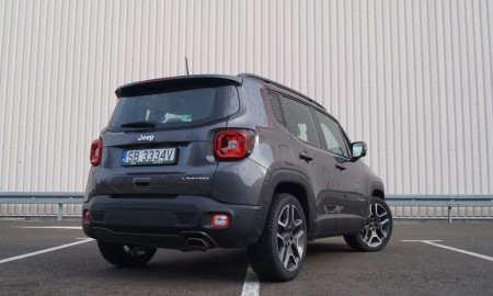 Jeep Renegade 1,3 Turbo GSE 180 KM AWD – Jeep XS...