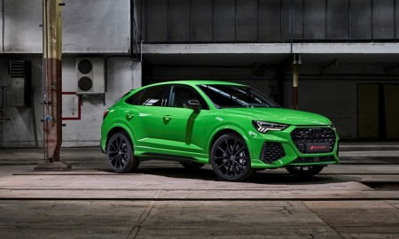 Ruszyła produkcja Audi RS Q3 i RS Q3 Sportback
