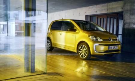 Volkswagen e-up! w polskich salonach