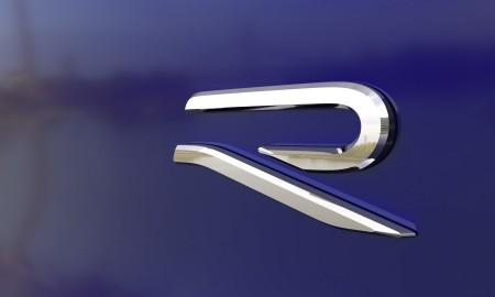 Volkswagen R z nowym logo