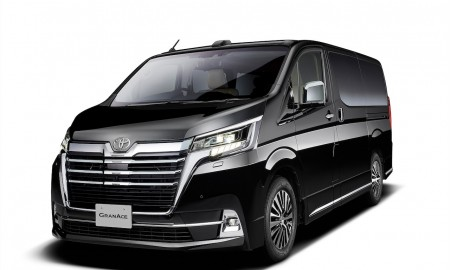 Nowy model Toyoty to van Granace