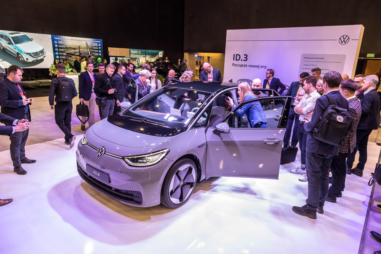 Elektryczny Volkswagen ID.3 w Polsce
