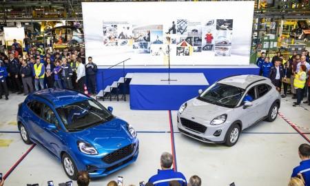 Ford rozpoczął produkcję modelu Puma