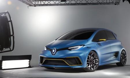 Renault zastąpi Clio RS elektrycznym Zoe RS?