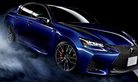 Lexus odświeża model GS F