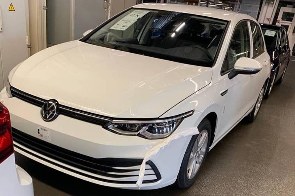 VW Golf VIII – przed premierą