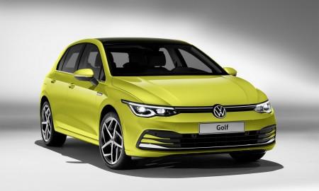 VW Golf VIII – Urodzinowy Golf