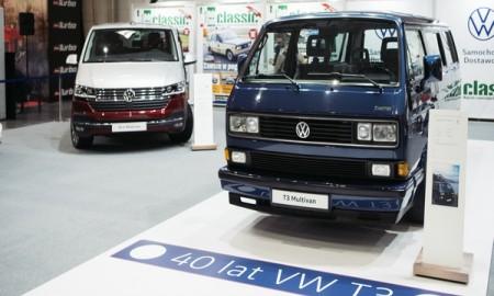 Volkswagen Transporter na Retro Motor Show 2019