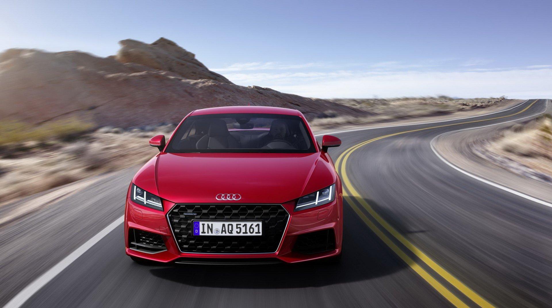 """Audi TT zastąpi elektryczny crossover """"eTTron""""?"""