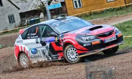 Zespół Subaru Poland Rally Team wystartuje w Lausitz