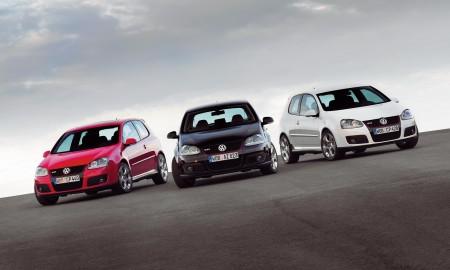 Odliczanie do premiery nowego VW Golfa - Golfy V, VI i VII