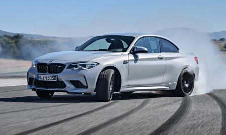 BMW M2 pozostanie z tylnym napędem