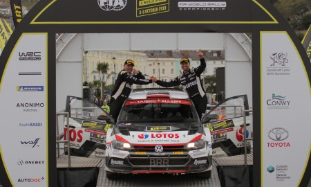 Kajetanowicz i Szczepaniak - drugie miejsce w Rajdowych Mistrzostwach Świata WRC2 2019