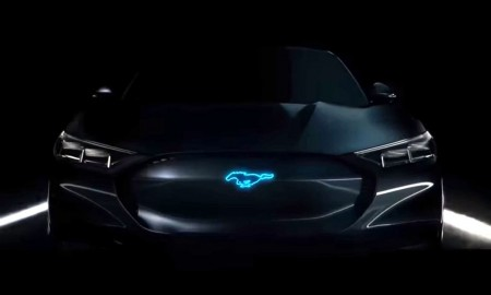 Elektryczny crossover Ford Mustang Mach-E – przed premierą